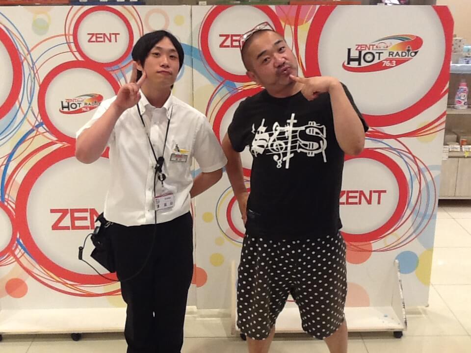 6月23日のZENT HOT RADIO