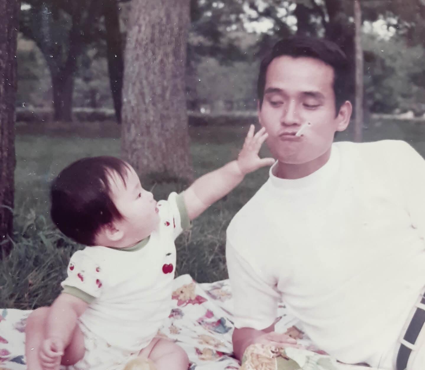 父とラジオ
